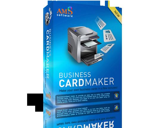 Business Card Maker STUDIO