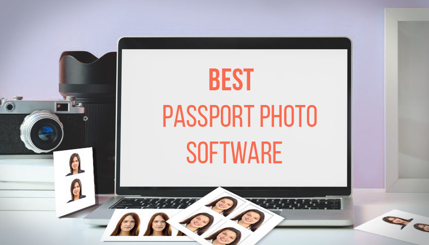 Make passport photos
