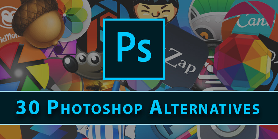 Top 30 Photoshop alternatives