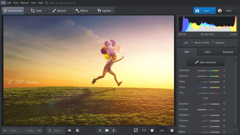 Download and run PhotoWorks