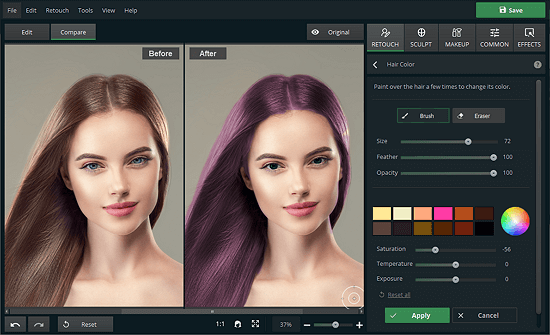 New version of PhotoDiva