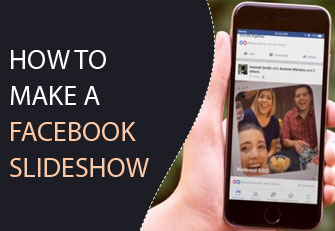 Make facebook slideshow