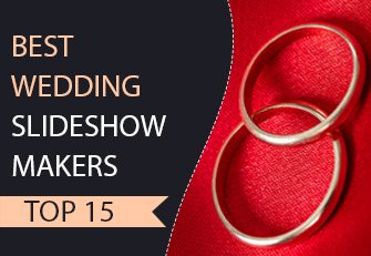 Wedding slideshow makers